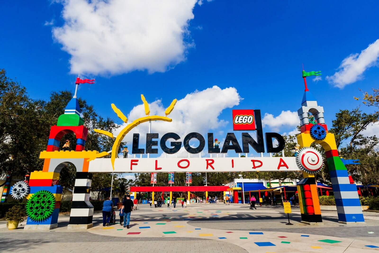 Legoland Florida Resort Continues to Spur Growth in East