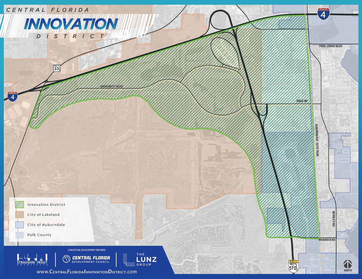 Central Florida Innovation District