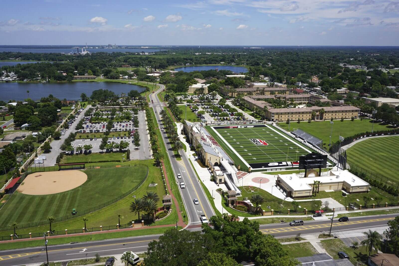 South Eastern University >> Investment Fuels Growth At Southeastern University Central