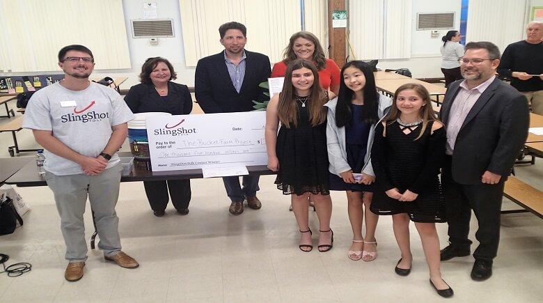 SlingShot Polk Winners