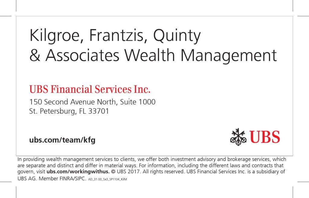 Kilgroe, Frantzis, Quinty and Associates Wealth Management